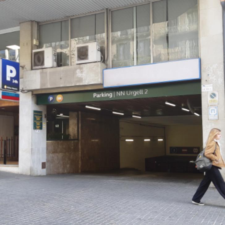 N.N URGELL-2 Openbare Parking (Overdekt) Barcelona