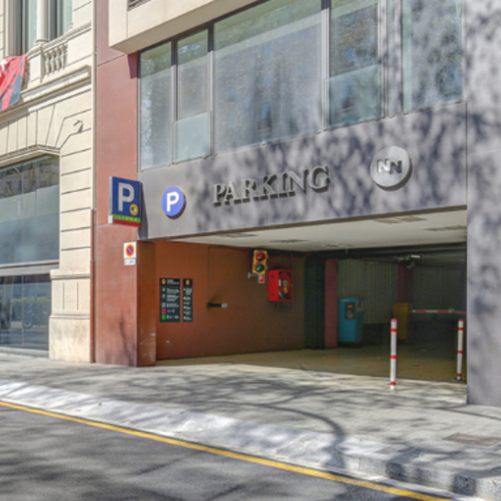N.N.GRAN VIA Openbare Parking (Overdekt) Barcelona