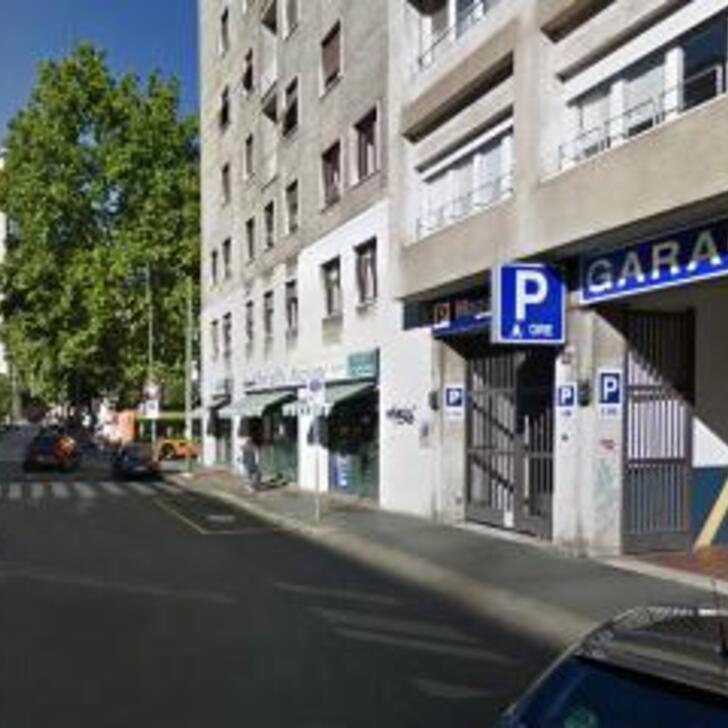 Estacionamento Público GARAGE SAMMARTINI (Coberto) Milano