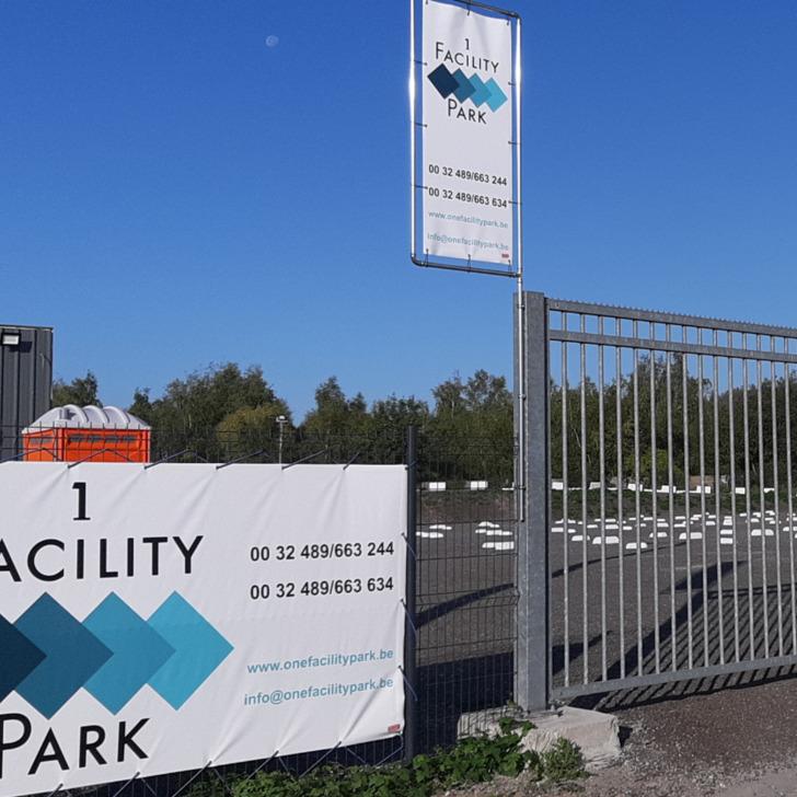 1 FACILITY PARK Discount Parking (Exterieur) Chatelet
