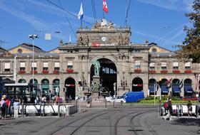 Parkeerplaats Zürich Centraal Station : tarieven en abonnementen - Parkeren bij het station | Onepark