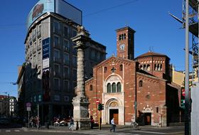 Parcheggio San Babila a Milano: prezzi e abbonamenti - Parcheggio di centro città | Onepark