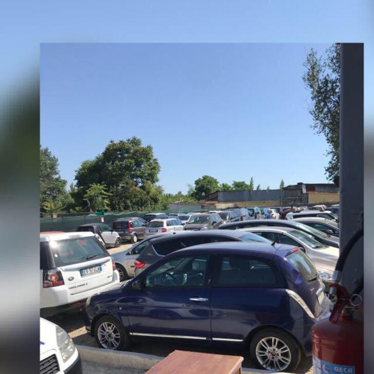 NAPOLI PARKING CARS Valet Service Parking (Exterieur) Napoli