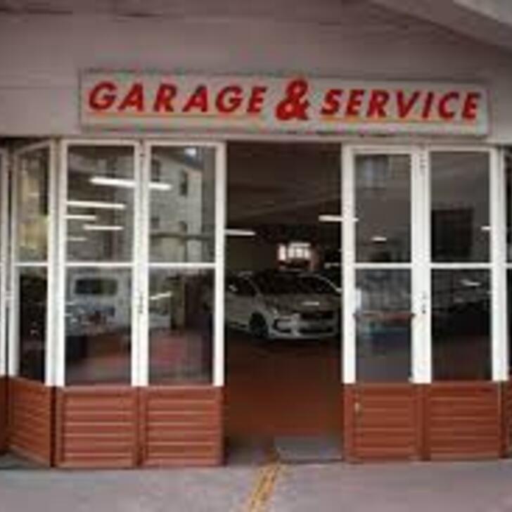 GARAGE & SERVICE Openbare Parking (Overdekt) Milano