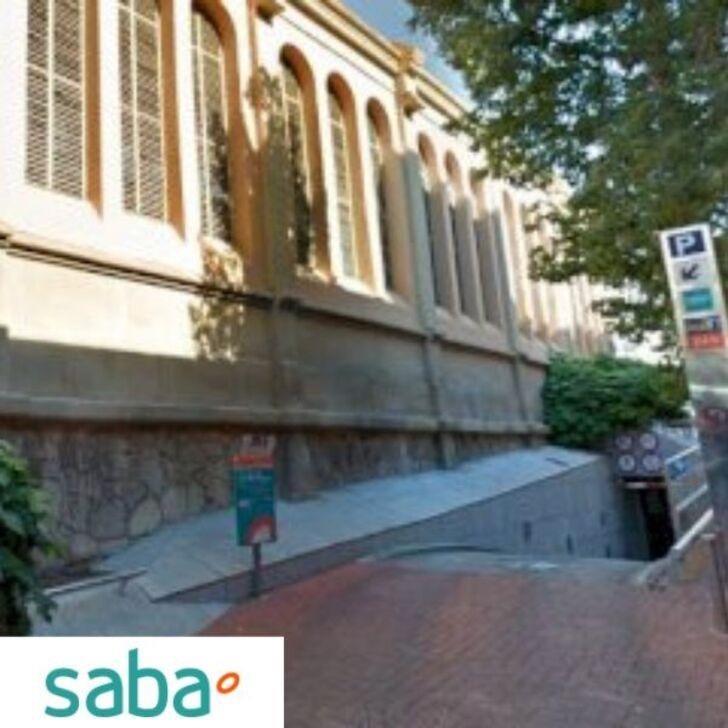 Estacionamento Público SABA RAVAL DE MONTSERRAT (Coberto) Mataró