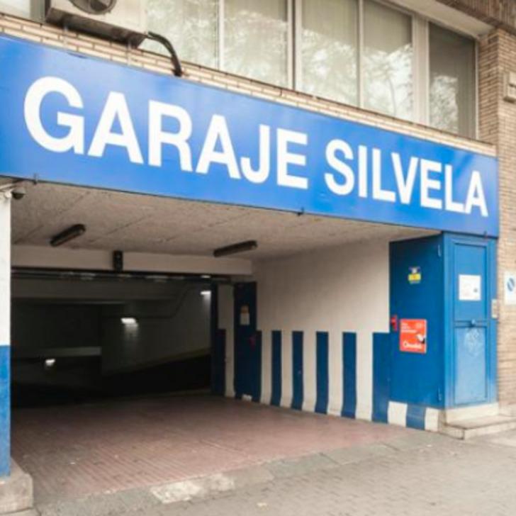 GARAJE SILVELA Openbare Parking (Overdekt) Madrid