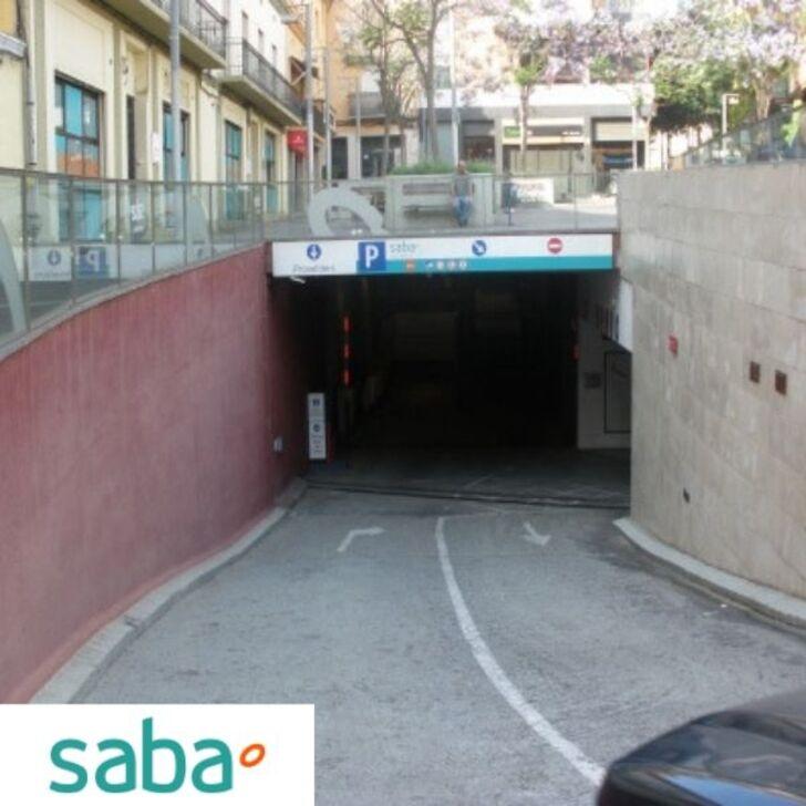 Estacionamento Público SABA PLAZA DEL MERCADO (Coberto) Molins de Rei