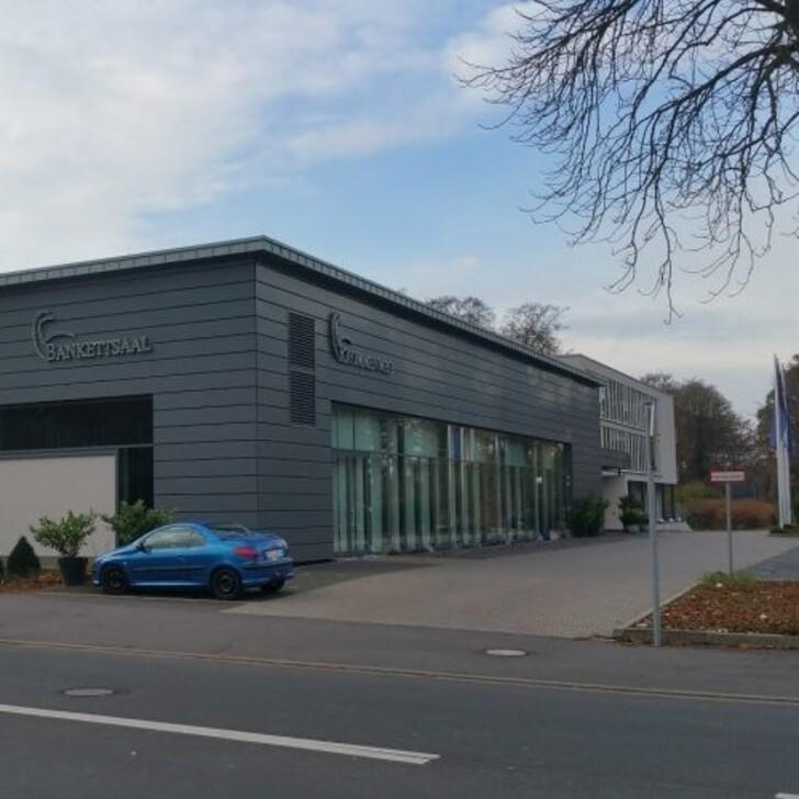 Estacionamento Hotel LANDHOTEL KRUMMENWEG (Exterior) Ratingen