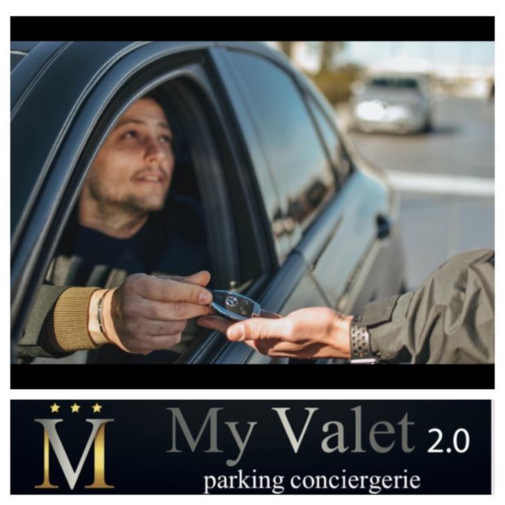 Estacionamento Serviço de Valet MY VALET 2.0 (Exterior) Orly