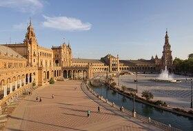 Estacionamento Plaza de España Sevilla: Preços e Ofertas  - Estacionamento no centro da cidade | Onepark