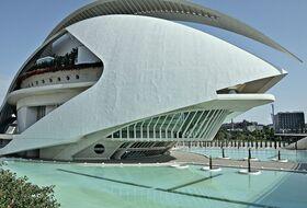 Parking Palau de les Arts Reina Sofia (Opera) en Valencia : precios y ofertas - Parking de lugar turístico | Onepark