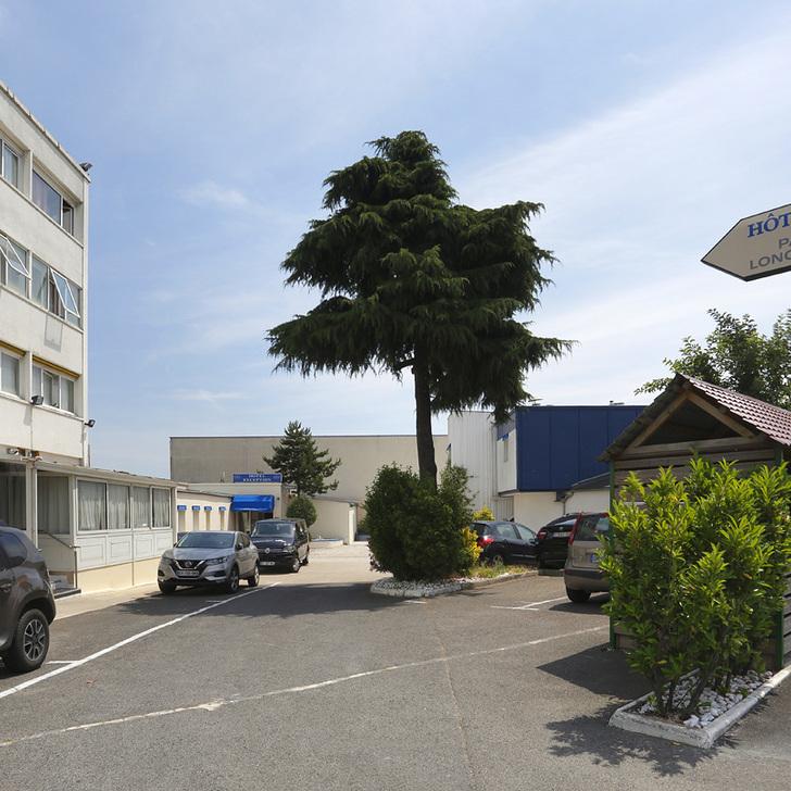 GRAND HÔTEL SÉNIA Hotel Parking (Exterieur) Orly