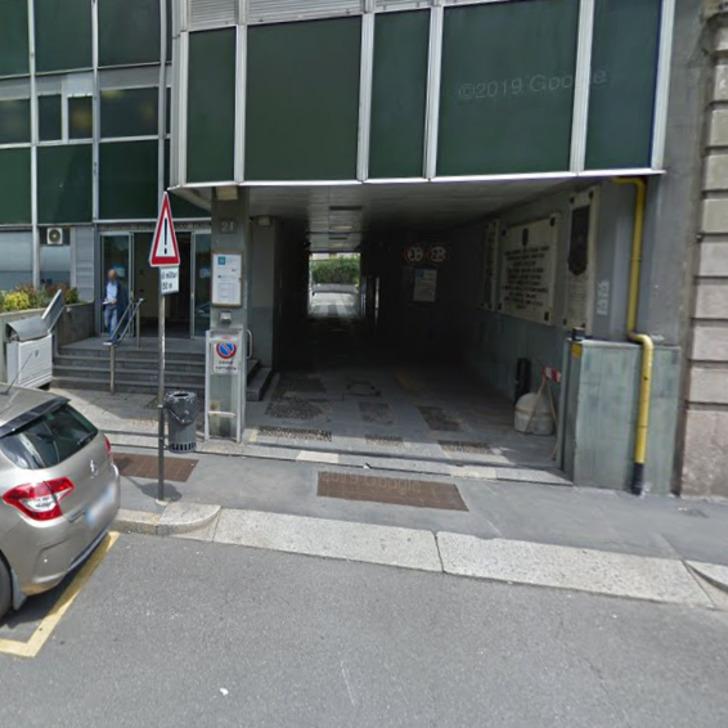 Estacionamento Público PARKING SERVICE PACE (Coberto) Milano