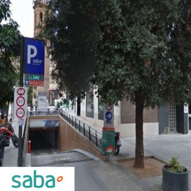 Estacionamento Público SABA PLAZA DR. ROBERT (Coberto) Sabadell