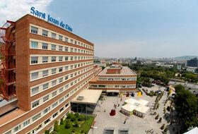 Parking Hospital Sant Joan de Déu à Barcelone : tarifs et abonnements - Parking d'hôpital | Onepark