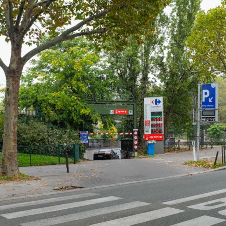 Parking Público AUTOCITÉ PORTE D'AUTEUIL (Cubierto) Paris