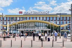Parking Gare centrale de Bochum  à Bochum : tarifs et abonnements - Parking de gare   Onepark
