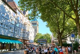 Parking Centre-ville de Bochum à Bochum : tarifs et abonnements - Parking de centre-ville   Onepark