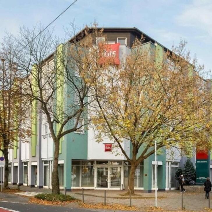 Estacionamento Hotel IBIS BONN (Coberto) Bonn