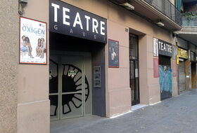 Teatro Gaudí car park: prices and subscriptions - Theater car park | Onepark