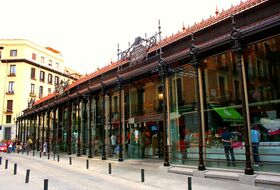 Mercado San Miguel car park in Madrid: prices and subscriptions - Touristic place car park | Onepark