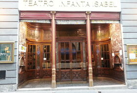 Teatro Infanta Isabel car park in Madrid: prices and subscriptions - Theater car park | Onepark