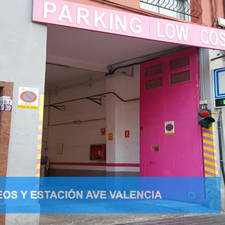 Estacionamento Público LOW COST VALENCIA ESTACIÓN (Coberto) Valencia