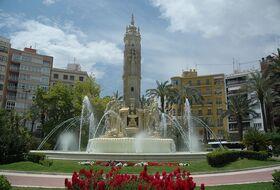 Parking Poeta Quintana à Alicante : tarifs et abonnements - Parking de centre-ville | Onepark