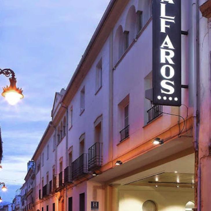 Estacionamento Hotel MACIA ALFAROS (Coberto) Córdoba