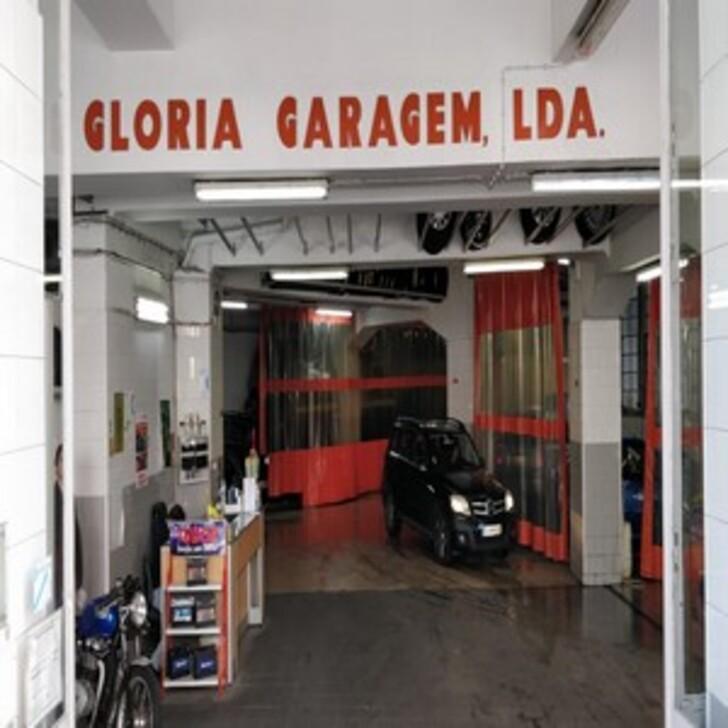 Estacionamento Público GLÓRIA GARAGEM (Coberto) Lisboa