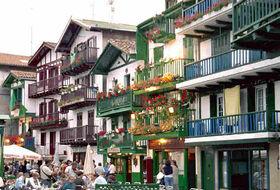 Parking Hondarribia en San Sebastián : precios y ofertas - Parking de lugar turístico | Onepark