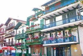 Parking Fuenterrabía en San Sebastián : precios y ofertas - Parking de lugar turístico | Onepark