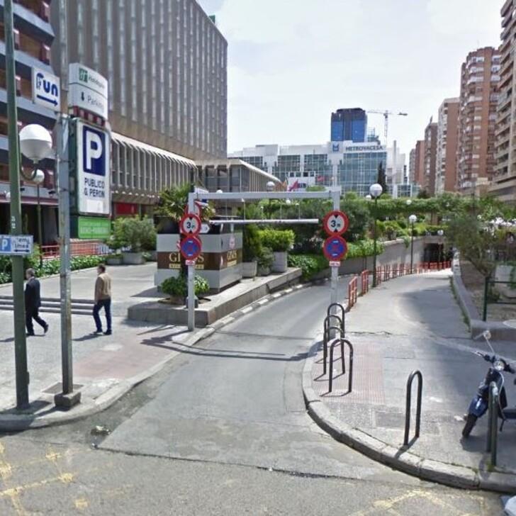 Parking Público APK HOLIDAY PARK (Cubierto) Madrid