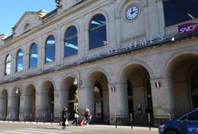 Parking Gare de Nîmes à Nîmes : tarifs et abonnements - Parking de gare   Onepark