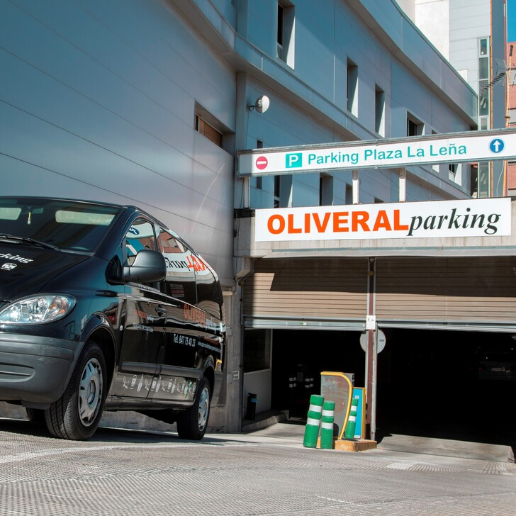 Parking Low Cost OLIVERALPARKING (Cubierto) Manises