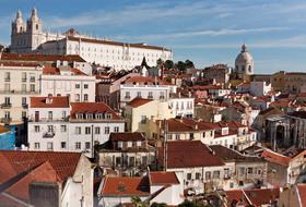 Parking Alfama à Lisbonne : tarifs et abonnements - Parking de quartier | Onepark