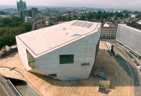Parking Casa da Musica à Porto : tarifs et abonnements - Parking de salle de spectacle | Onepark