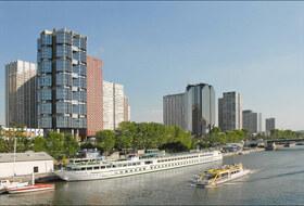 Parkeerplaats Front de Seine  in Parijs : tarieven en abonnementen - Parkeren in een stadsgedeelte | Onepark