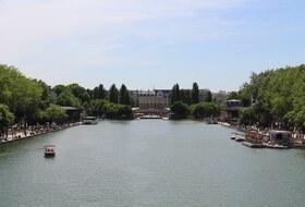 Parkeerplaats Bassin de la Villette in Parijs : tarieven en abonnementen - Parkeren in een stadsgedeelte | Onepark