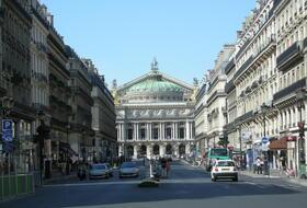 Opéra car park in Paris: prices and subscriptions - Neighborhood car park | Onepark