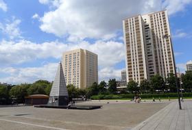 Parkeerplaats Place des Fêtes in Parijs : tarieven en abonnementen - Parkeren in een stadsgedeelte | Onepark