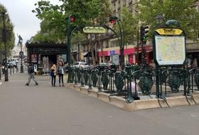 Parking Temple en París : precios y ofertas - Parking de barrio | Onepark