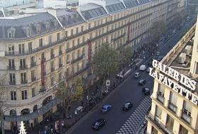 Parkeerplaats Boulevard Haussmann in Parijs : tarieven en abonnementen - Parkeren in een stadsgedeelte | Onepark