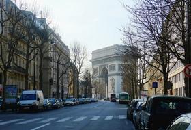 Parkeerplaats Avenue Hoche in Parijs : tarieven en abonnementen - Parkeren in een stadsgedeelte | Onepark