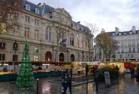 Parking Place Baudoyer à Paris : tarifs et abonnements - Parking de ville | Onepark