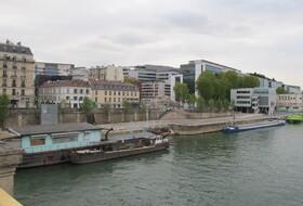 Parkeerplaats Quai Austerlitz in Parijs : tarieven en abonnementen - Parkeren in het stadscentrum | Onepark